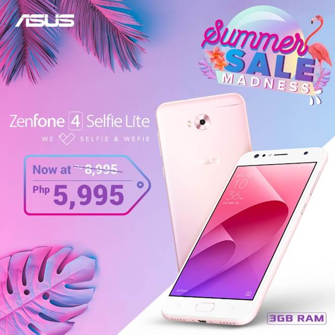 "ASUS Philippines All-Out ""Summer Sale Madness"" Promo! 