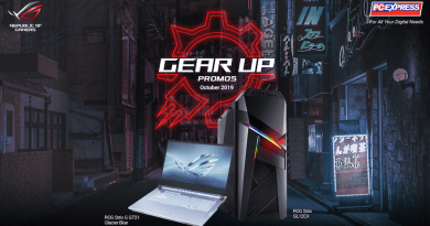ASUS ROG Philippines partners with PC Xpress for the Gear-Up promo this October | Good Guy Gadgets