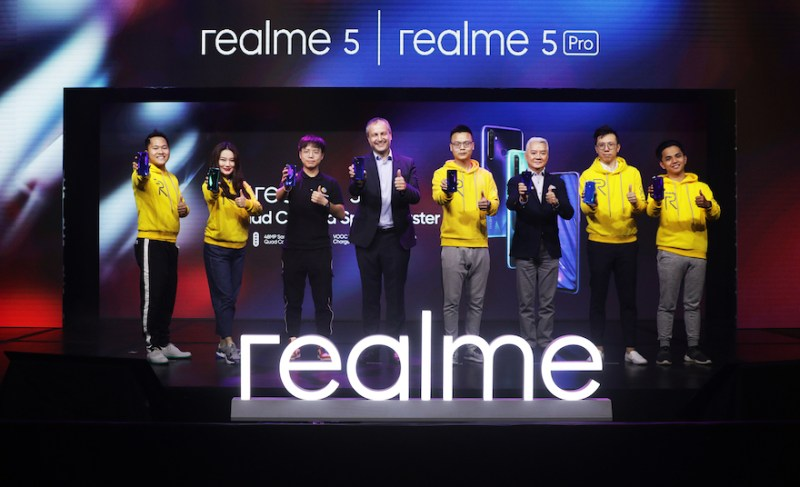 Realme Philippines leads the sub-₱15K smartphone category's leap to quad-camera with new realme 5 series | Good Guy Gadgets