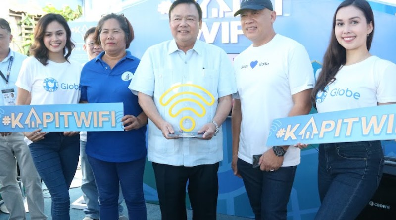 Globe ties up with Iloilo City in deploying more affordable WiFi services | Good Guy Gadgets