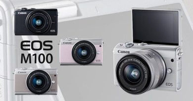 The compact and stylish Canon EOS M100 just got more affordable!   Good Guy Gadgets