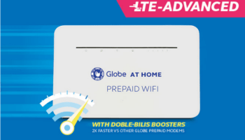 Globe launches 'game-changing' Globe At Home Prepaid WiFi | Good Guy Gadgets