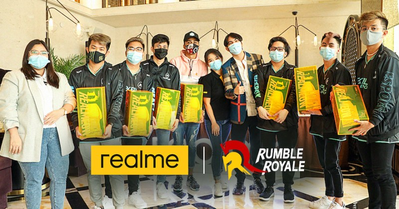 Towards a better mobile gaming community: realme collabs with PH's top gaming influencers | Good Guy Gadgets