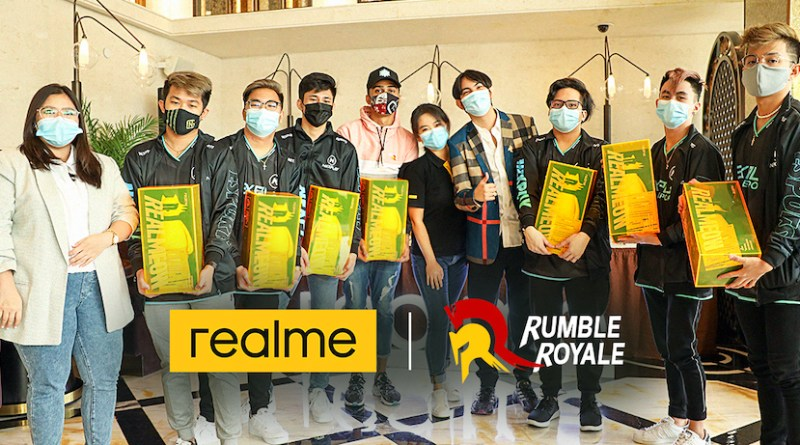 Towards a better mobile gaming community: realme collabs with PH's top gaming influencers   Good Guy Gadgets