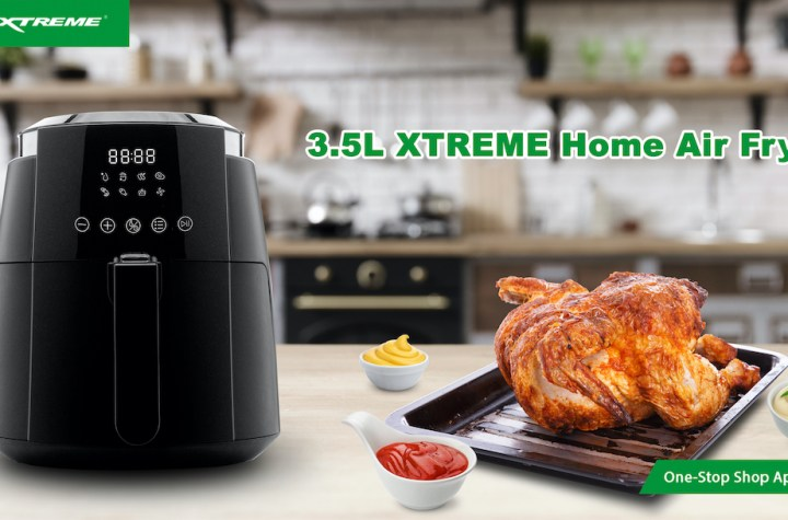Most affordable Air Fryer from XTREME is now available! | Good Guy Gadgets