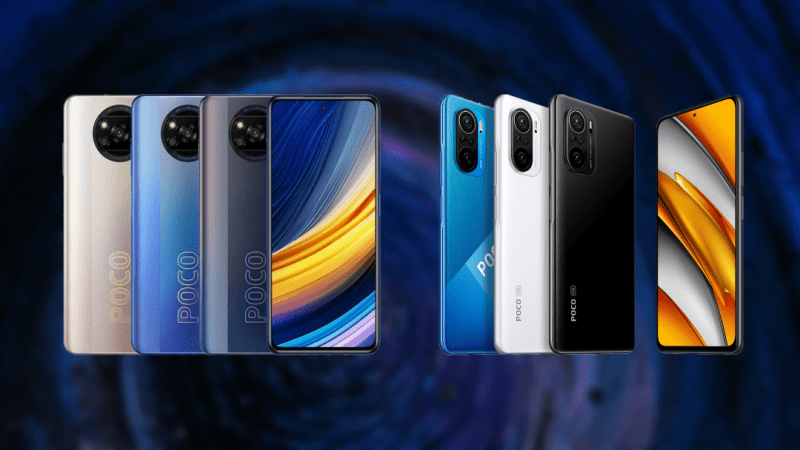 POCO announces release of POCO F3 and POCO X3 Pro flagship smartphones | Good Guy Gadgets