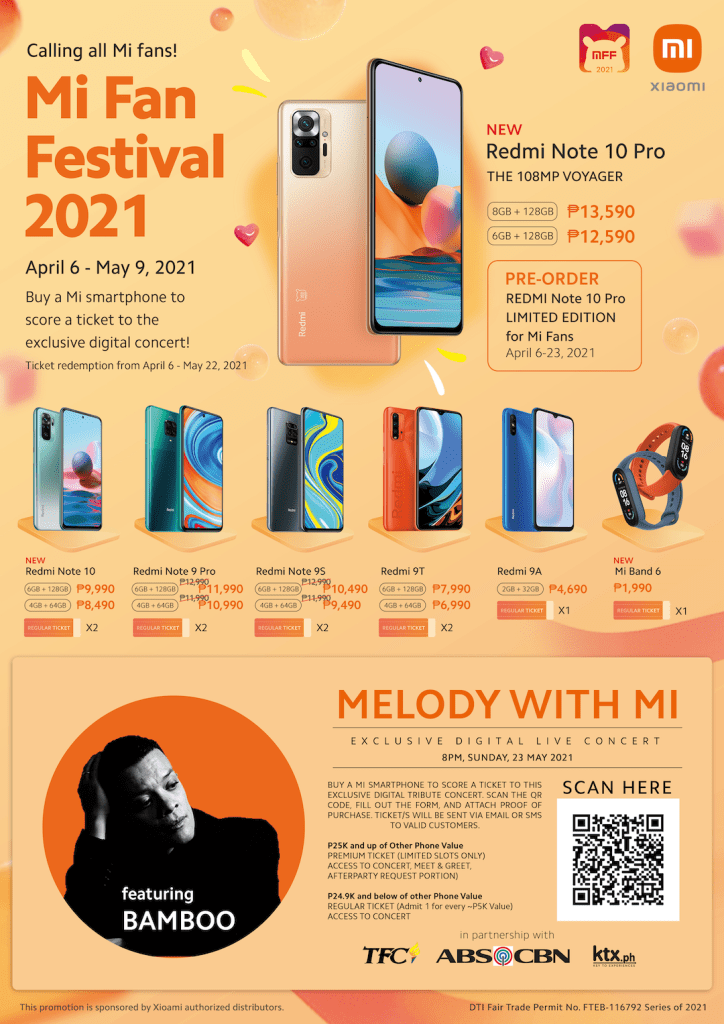 Explore Possibilities at the Xiaomi Mi Fan Festival 2021 | Good Guy Gadgets