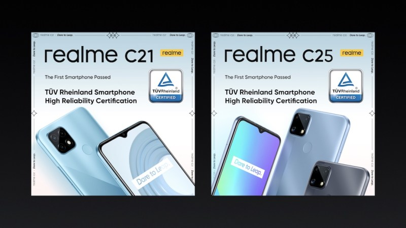 realme, TÜV Rheinland to break grounds in setting a new global smartphone industry quality standard | Good Guy Gadgets