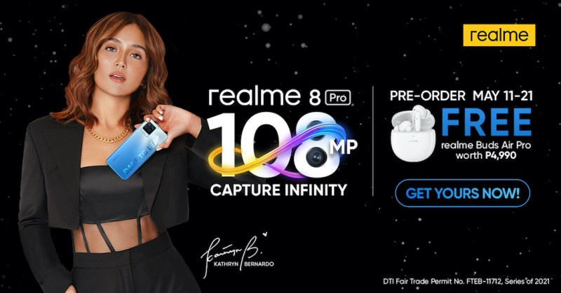 realme solidifies No.1 positioning with realme 8 Series, elevating mobile photography with 108MP | Good Guy Gadgets