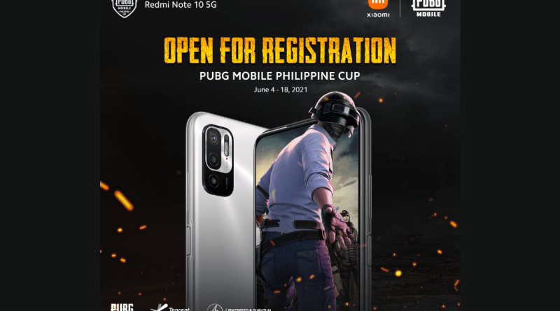 Challenge your boundaries at the PUBG Philippine Mobile Cup powered by Xiaomi's Redmi Note 10 5G! | Good Guy Gadgets
