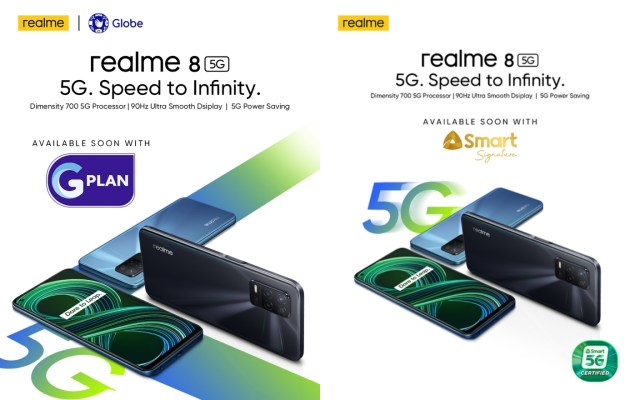 realme 8 5G achieves sold-out success within hours of official launch   Good Guy Gadgets