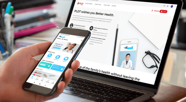 mWell, PH's first integrated health app offers free online consultation with PLDT Home | Good Guy Gadgets