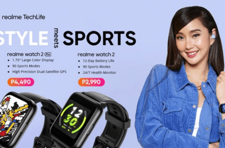 realme launches Watch 2 Series, new TechLife products to support Filipinos' health journey | Good Guy Gadgets