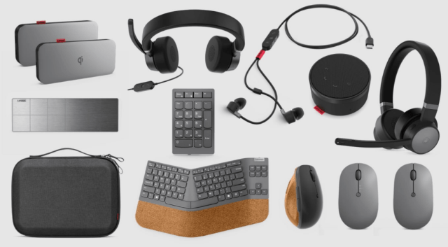 New Lenovo Go Accessories Inspire People in Remote Workspaces   Good Guy Gadgets