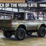 1966 Ford Bronco Truck Of The Year Late Finalist Goodguys News Archives