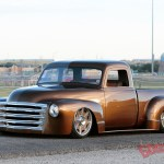 Robby Collvins Radical 49 Chevy Pickup Heirloom Goodguys News Archives