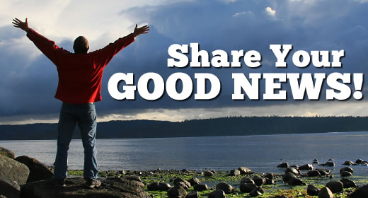 ShareYourGoodNews