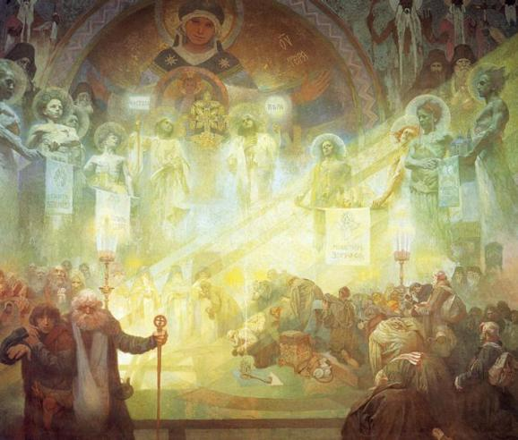 Divine Liturgy as it truly is