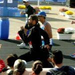 Orthodox Chaplain Runs Marathon In Cassock