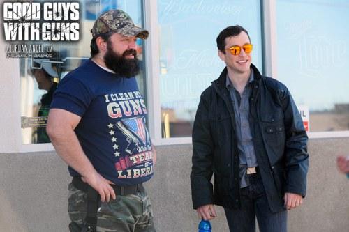 Ezra Colón, Josh Heard, Good Guys With Guns, Jordan Ancel, Award Winning, Writer, Director, Filmmaker, Movie, Film
