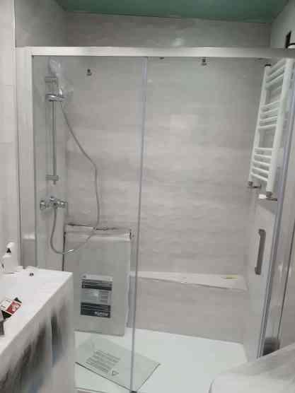 Cambio de bañera por plato de ducha en el Vendrell