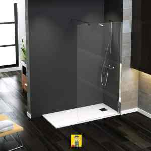 mampara de ducha modelo Rimini 2