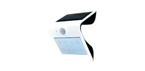 Aplique iluminación solar