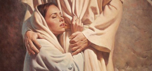 The Love of Mary Magdalene and Jesus