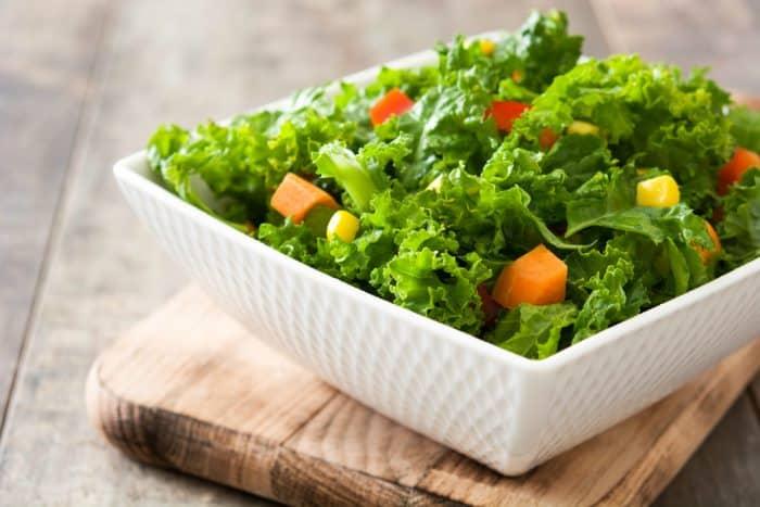 ENSALADA DE KALE - ¿Cómo preparar una Ensalada de Kale?