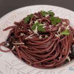 Espaguetis Borrados de Vino Receta para San Valentín 2 - Espaguetis Borrados de Vino - Receta para San Valentín