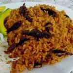 locrio arenque - Receta de Locrio de Arenque con Aguacate y Fritos