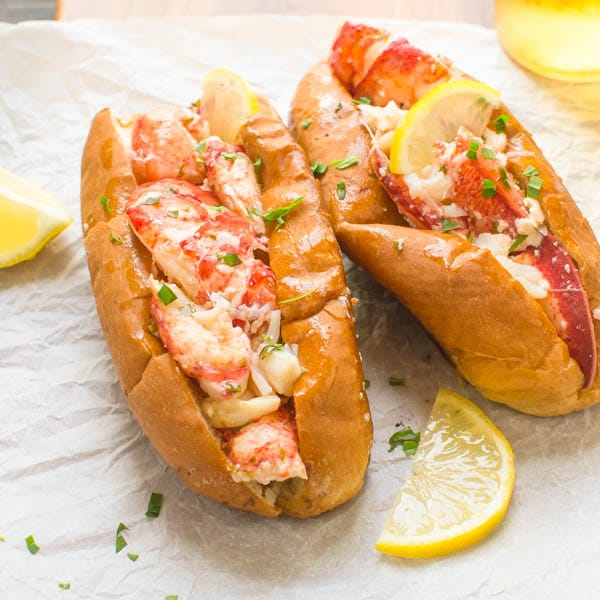 lobster roll sandwich de langosta - How to Make Lobster Roll Recipe