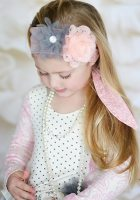 Head Ribbon by Giggle Moon