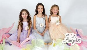 Us Angels Ballerina Dress available at Goodhearted in Reading MA