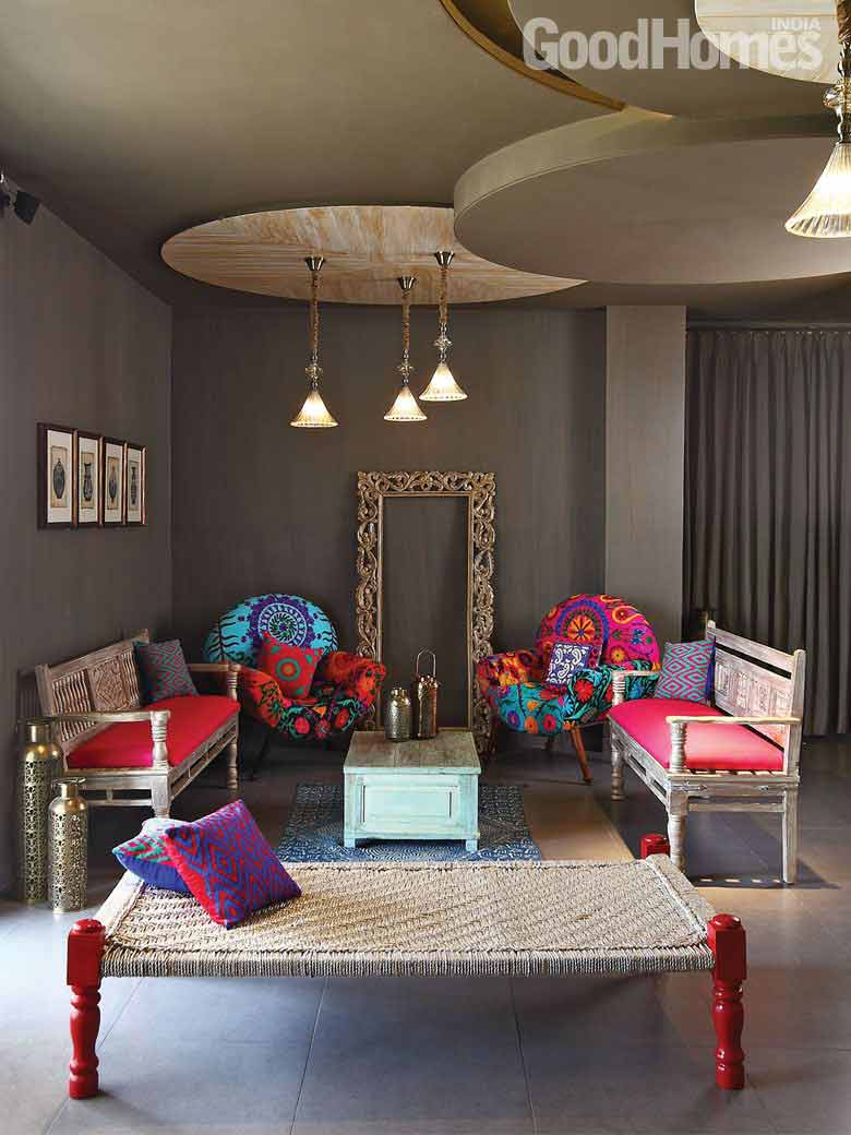 Living Room Decorating Ideas For Your Style Goodhomes India