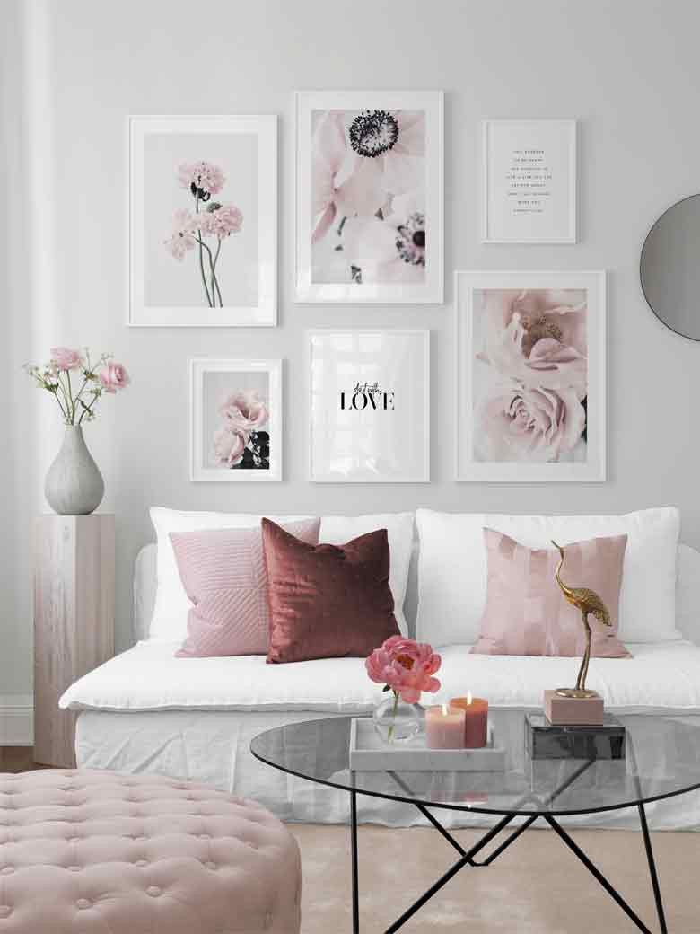 10 Unique Wall Decor Ideas to Decorate Your Abode ... on Wall Decoration  id=38831