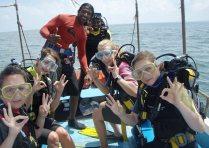 diving-Malu Banna Watersports Activities Bentota Sri Lanka