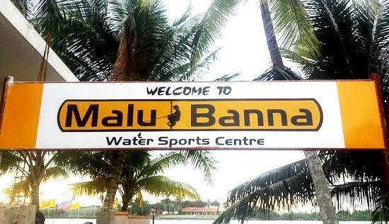Malu Banna Watersports Activities Bentota Sri Lanka