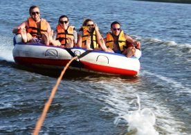 tube-ride-water-sports-Malu Banna Watersports Activities Bentota Sri Lanka