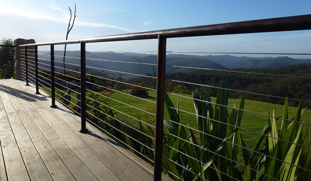 stainless steel balustrades