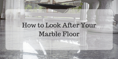 How to Look After Your Marble Floor