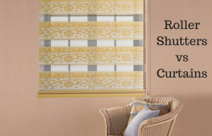 Roller Shutters VS Curtains