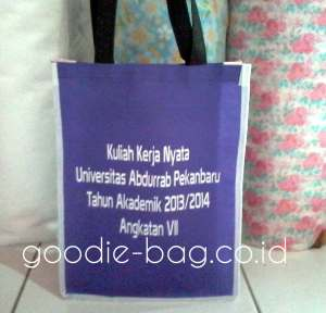 Goodie Bag KKN Universitas abdurrab Pekanbaru