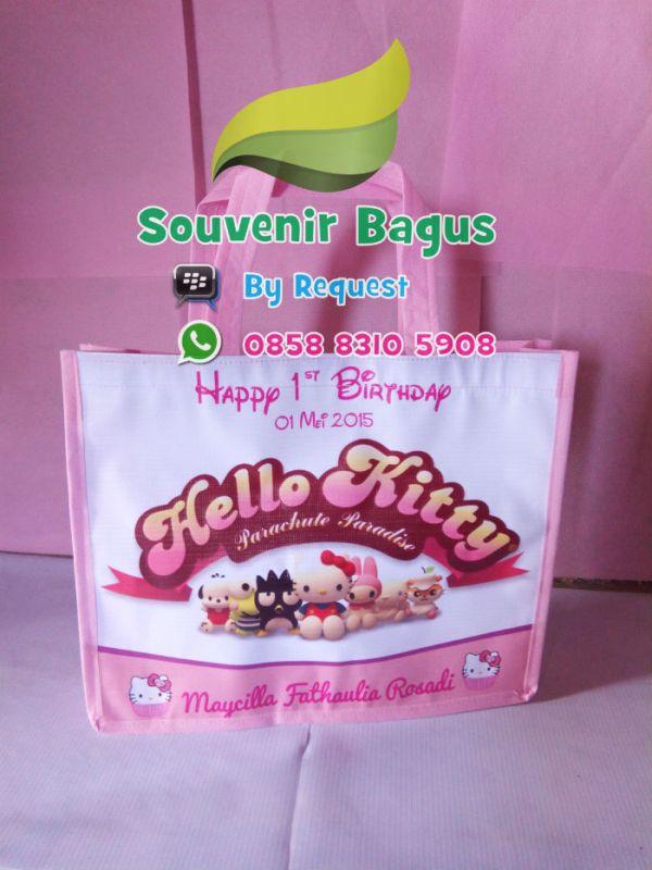 Tas Ulang Tahun Anak Murah Meriah Hello Kitty
