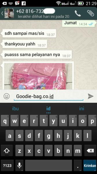 senna goodie bag toko on line terpercaya