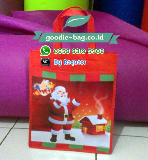 Goodie Bag Natal / Tas Natal Jakarta