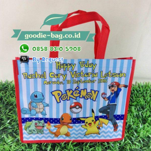 Tas Ulang Tahun Pokemon Go