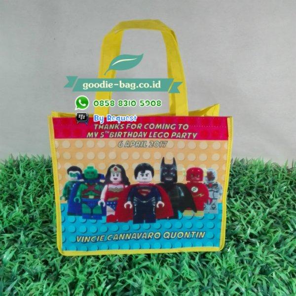 goodie bag ulang tahun lego