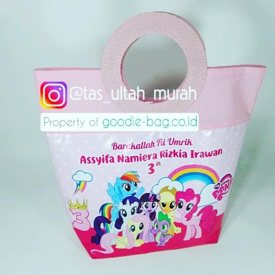 Goodie Bag My Little Pony Unik jakarta