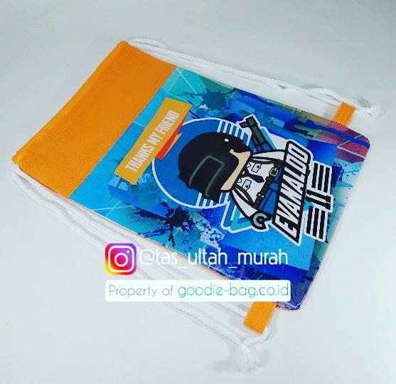 Tas Ultah PUBG Tas ulang tahun game online souvenir